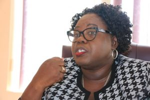 Hon. Hazel Brandy-Williams, Junior Minister of Gender Affairs in the Nevis Island Administration
