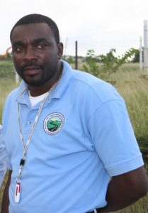 Mr. Desmond Lewis, Deputy Director and Country Manager responsible for St. Kitts and Nevis and the Eastern Caribbean at St. Kitts and Nevis and the Eastern Caribbean (file photo)