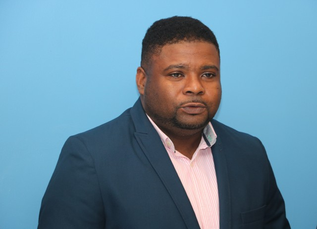 Hon. Troy Liburd, Junior Minister of Education on Nevis (file photo)