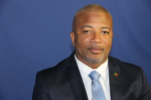 Hon. Spencer Brand, Minister of Communication and Works in the Nevis Island Administration (file photo)