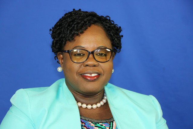 Hon. Hazel Brandy-Williams, Junior Minister of Health and Gender Affairs in the Nevis island Administration (file photo)