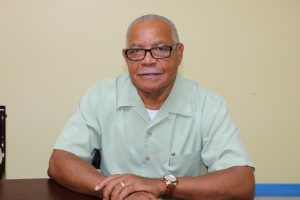 Mr. Elford Felix, Generation Consultant with the Nevis Electricity Company Limited