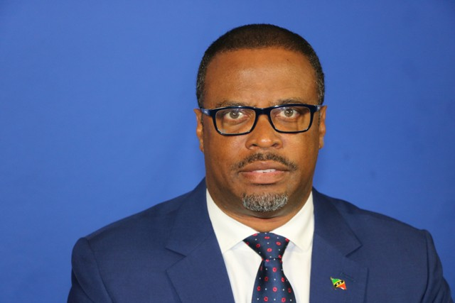 Hon. Mark Brantley, Premier of Nevis and Minister of Foreign Affairs in St. Kitts and Nevis