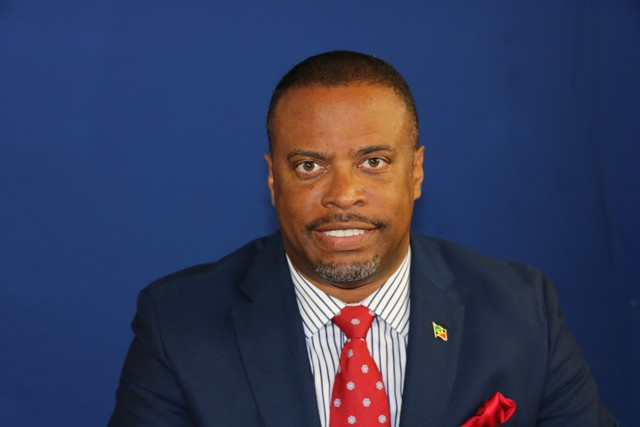 Hon. Mark. Brantley, Premier of Nevis (file photo)