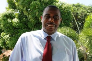 Mr. Devon Liburd, Director of Sales and Marketing at the Nevis Tourism Authority (file photo)