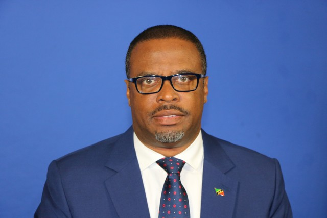 Hon Mark Brantley, Premier of Nevis and Minister of Finance in the Nevis Island Administration