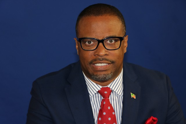 Hon. Mark Brantley, Minister of Foreign Affairs (file photo)