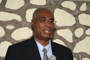 Hon. Joseph Parry (file photo)