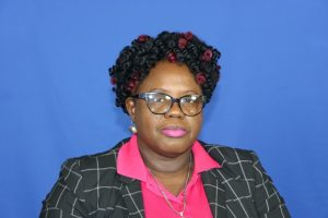 Hon. Hazel Brandy-Williams, Junior Minister of Health in the Nevis Island Administration on March 13, 2020