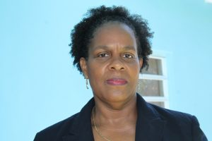 Dr. Judy Nisbett, Chairman of the Nevis COVID-19 Task Force (file photo)