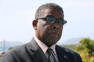 Mr. Elvin Bailey, Supervisor of Election in St. Kitts and Nevis