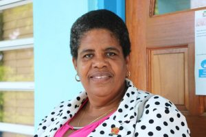 Ms. Joyce Moven, Deputy Director in the Department of Social Services.