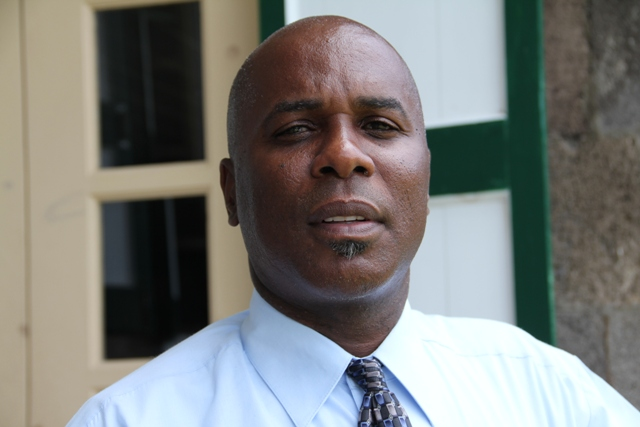 Mr. Alsted Pemberton, outgoing Director of the Social Policy and Sustainable Human Development Unit in the Ministry of Social Development on Nevis (file photo)