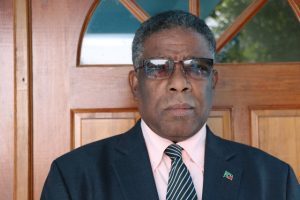 Mr. Elvin Bailey, Supervisor of Elections in St. Kitts and Nevis (file photo)