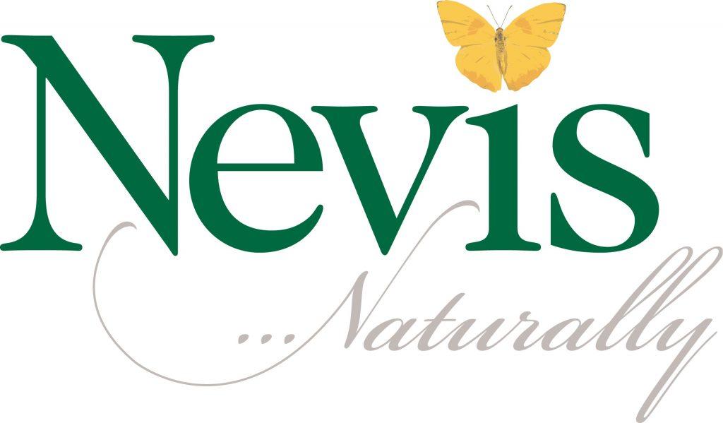 The Nevis Tourism Authority's logo