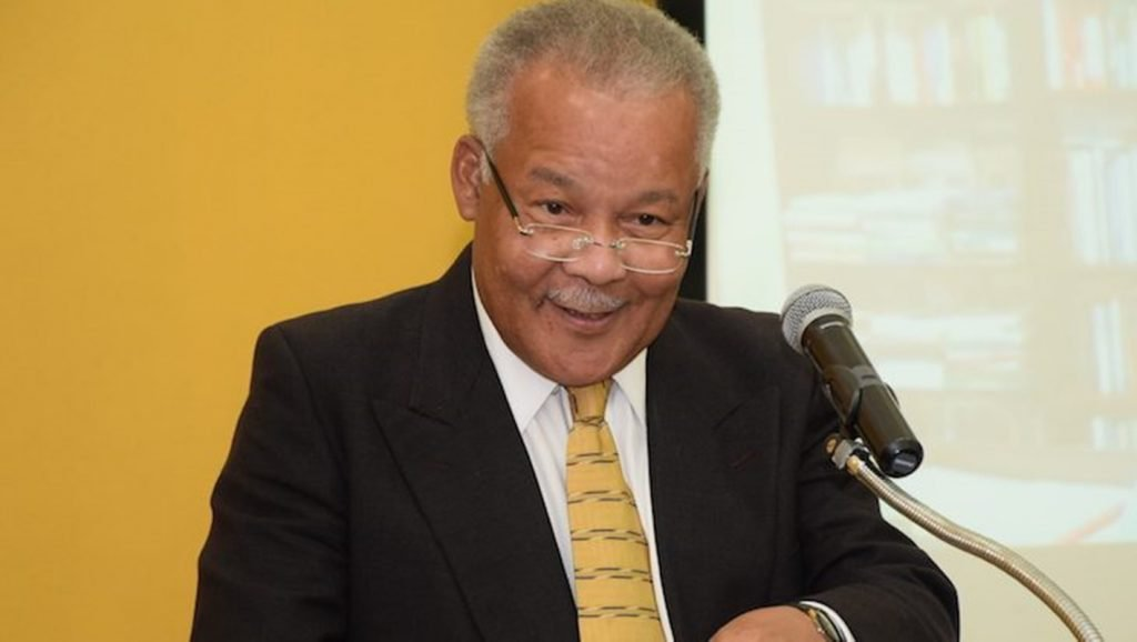 The late Owen Seymour Arthur, PC, Former Prime Minister of Barbados (photo courtesy Barbados Today)