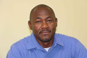 Mr. Brian Dyer, Director of Nevis Disaster Management Department (file photo)