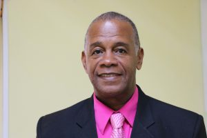 Hon. Eric Evelyn, Minister of Information in the Nevis Island Administration (file photo)