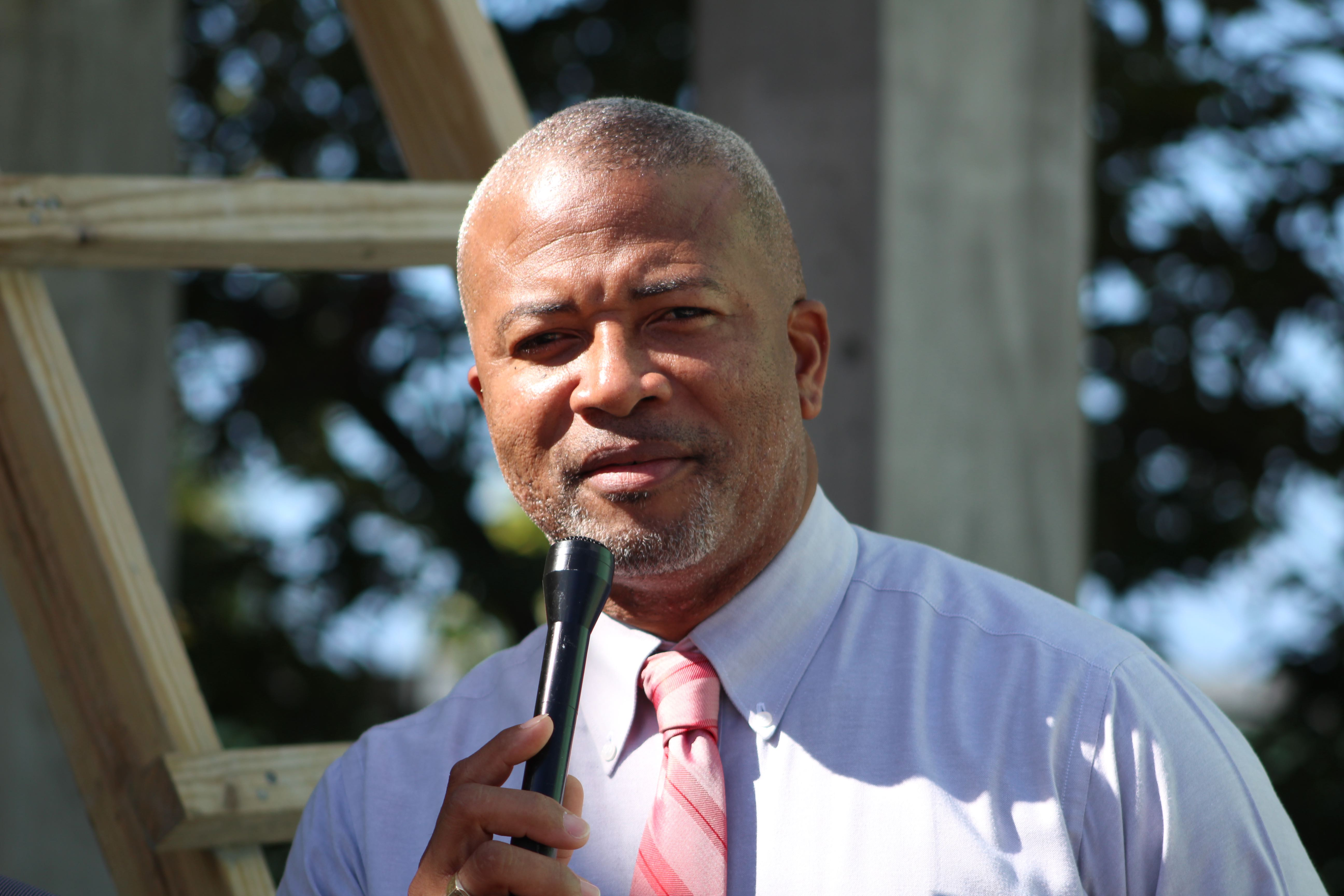 Hon. Spencer Brand, Minister of Physical Planning and the area representative for the Parish of St. Paul's (file photo)