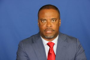 Hon. Mark Brantley, Premier and Minister of Tourism in the Nevis Island Administration (file photo)