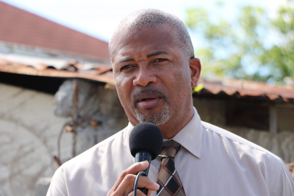 Hon. Spencer Brand, Minister of Physical Planning in the Nevis Island Administration (file photo)