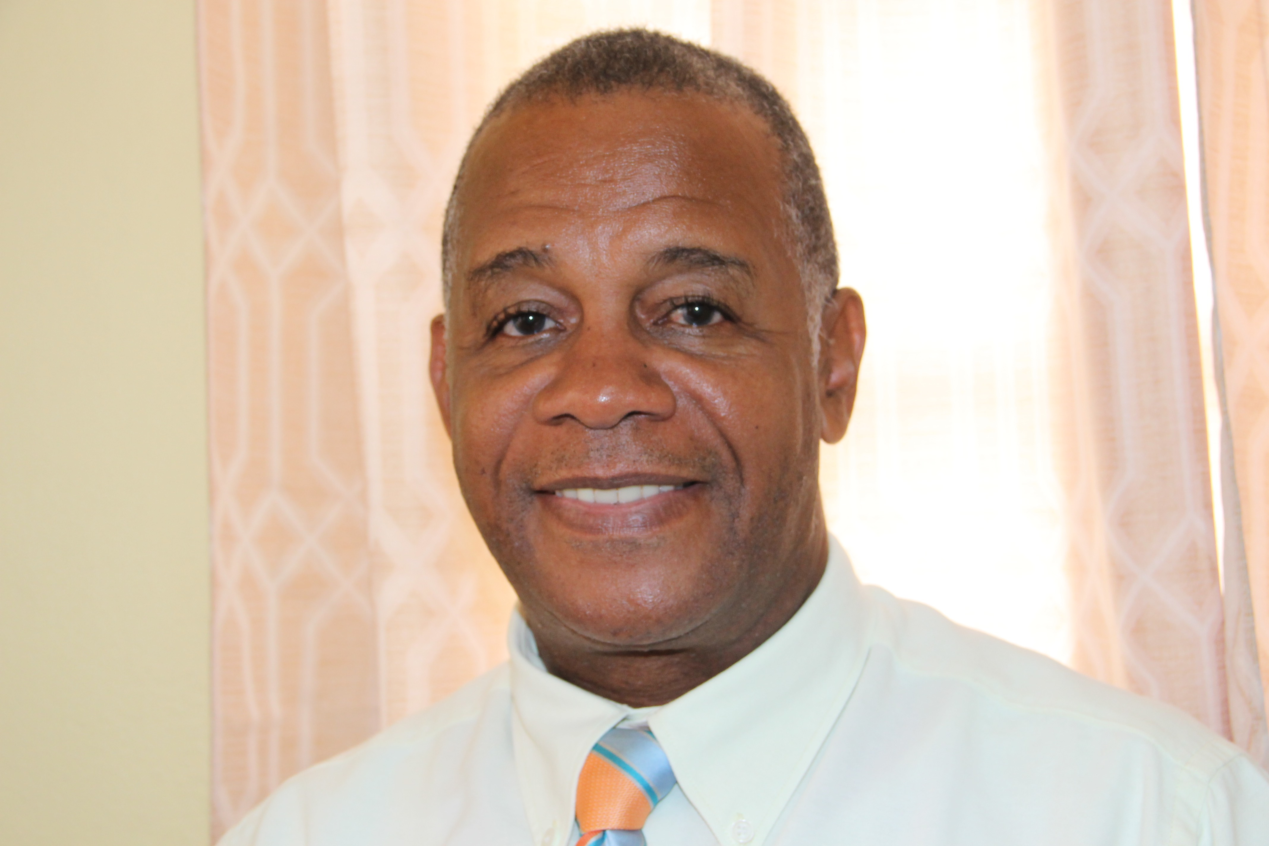 Hon. Eric Evelyn, Minister of Youth in the Nevis Island Administration (file photo)