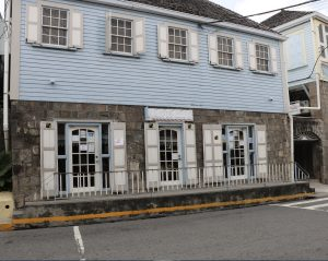 Nevis Postal Services located in Charlestown, resumes regular operating hours