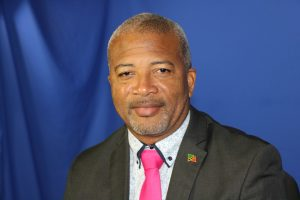 Hon. Spencer Brand, Minister responsible for Posts in the Nevis Island Administration (file photo)