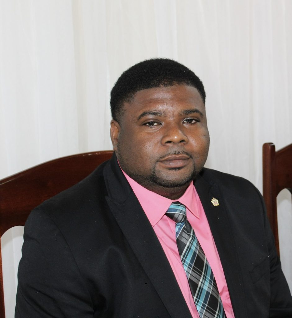 The Hon. Troy Liburd, Junior Minister of Education in the Nevis Island Administration (file photo)