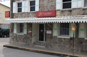 CIBC FirstCaribbean, Main Street branch in Charlestown, Nevis