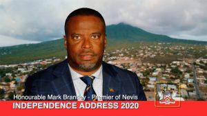 Hon. Mark Brantley, Premier of Nevis