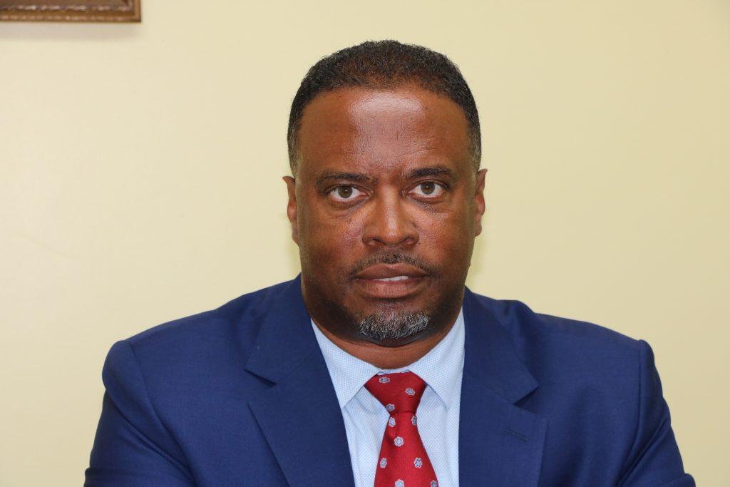 Hon. Mark. Brantley, Premier of Nevis (file photo)