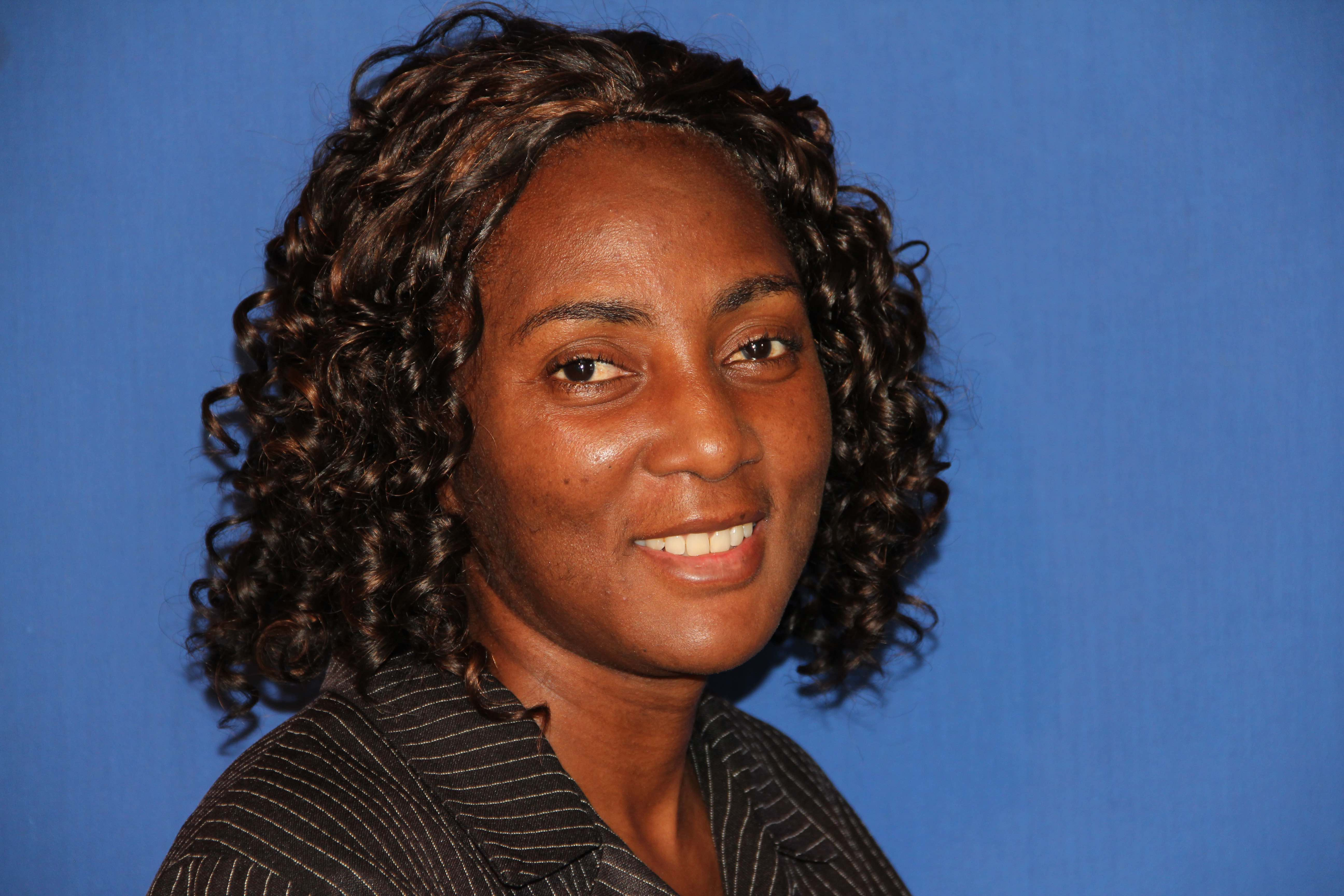 Mrs. Angela Delpeche, Director at the Small Enterprise Development Unit Small Enterprise Development Unit in the Ministry of Finance in the Nevis Island Administration (file photo)