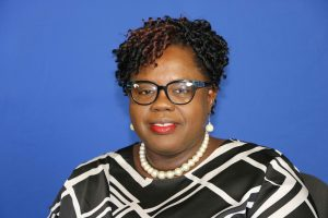 Hon. Hazel Brandy Williams, Junior Minister of Gender Affairs in the Nevis Island Administration (file photo)