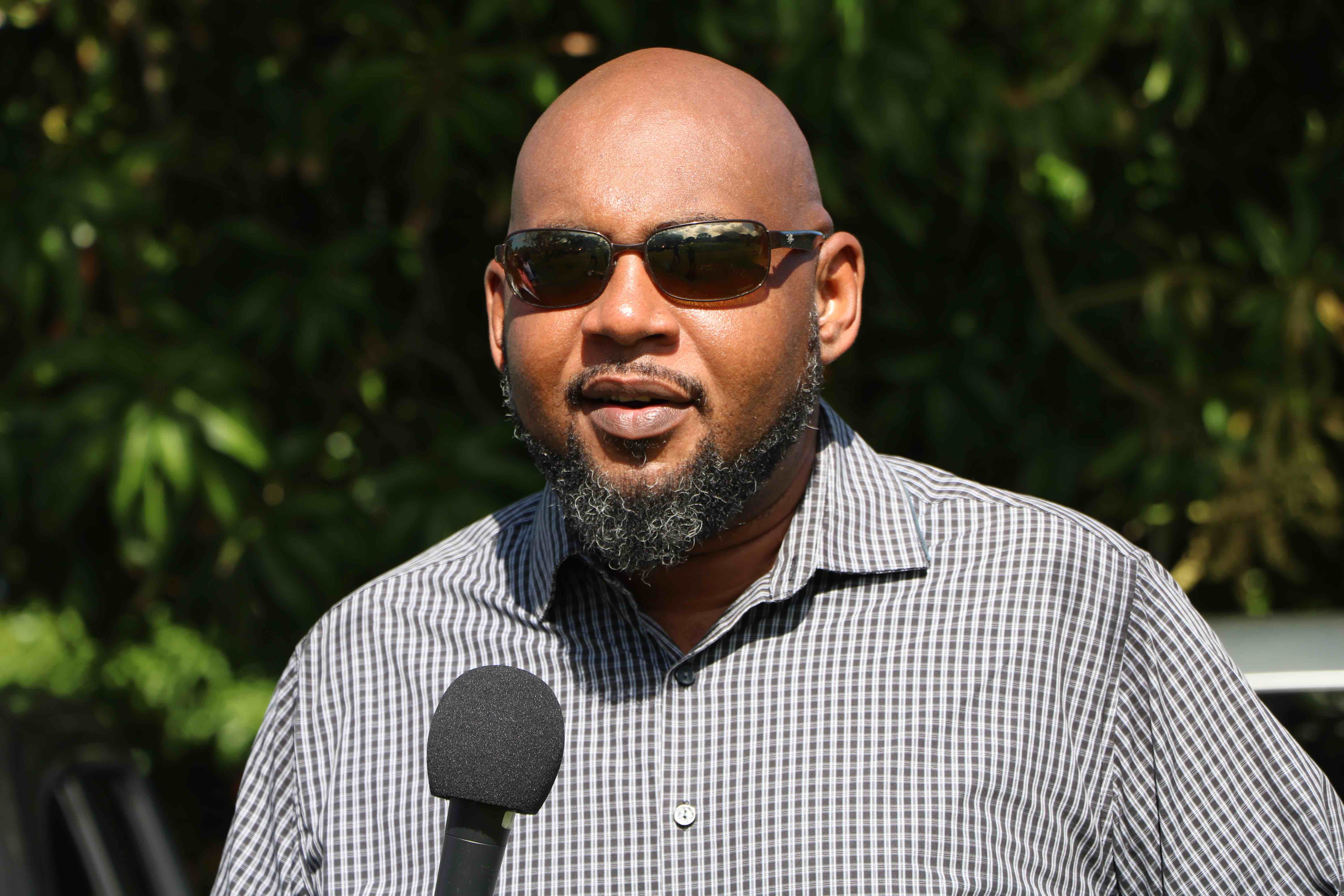 Mr. Huey Sargeant, Permanent Secretary in the Ministry of Agriculture in the Nevis Island Administration (file photo)