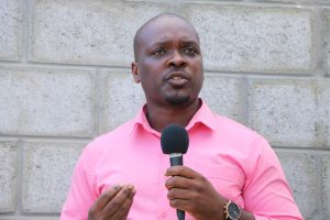 Mr. Randy Elliott, Director in the Department of Agriculture in the Nevis Island Administration (file photo)