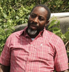 Mr. Floyd Liburd, Deputy Director in the Department of Agriculture in the Nevis Island Administration (file photo)