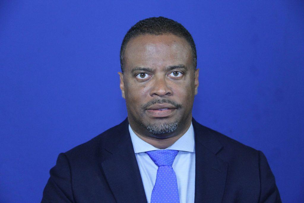Hon Mark Brantley, Premier of Nevis (file photo)