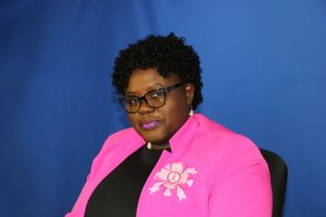 Hon Hazel Brandy-Williams, Junior Minister of Health in the Nevis Island Administration (file photo)