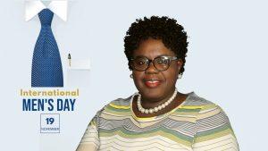 Hon. Hazel Brandy-Williams, Junior Minister of Health and Gender Affairs on Nevis