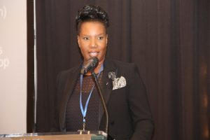 Ms. Heidi-Lynn Sutton, Regulator at the Nevis Financial Services Regulatory Commission