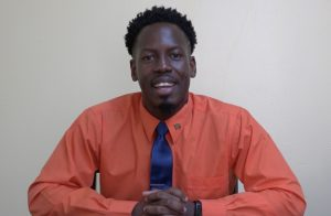 Mr. Mario Phillip, Gender Affairs Officer at the Department of Gender Affairs in the Nevis Island Administration