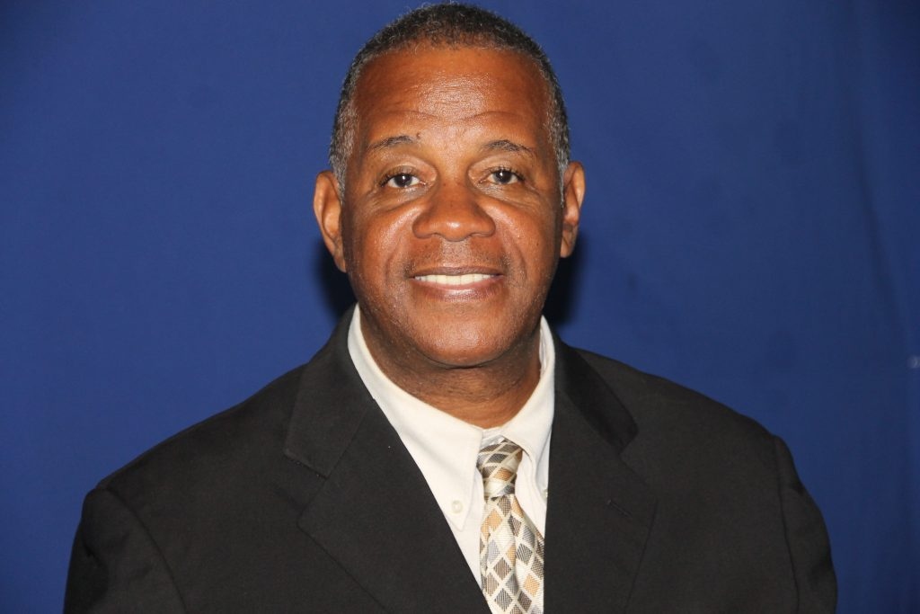 Hon. Eric Evelyn, Minister of Sports in the Nevis Island Administration (file photo)