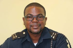 Mr. Roger Fyfield, Assistant Comptroller attached to the Customs and Excise Department, Nevis Division