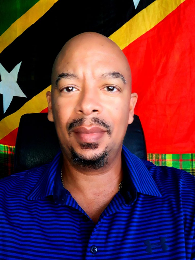 Mr. Patrick Howell, the new Focal Point on Nevis for the Intangible Cultural Heritage project on Nevis (photo provided)