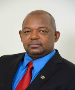 Mr. Albert Gordon of Guyana, the new General Manager of the Nevis Electricity Company Limited as of February 2021 (photo provided)