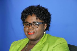 Hon. Hazel Brandy-Williams, Junior Minister of Health in the Nevis Island Administration (file photo)