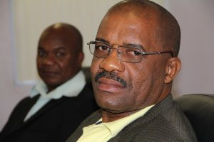 Dr. Cardell Rawlins Chief of Staff at the Alexandra Hospital (file photo)