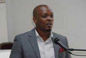 Mr. Randy Elliott, Director of Agriculture in the Department of Agriculture (file photo)