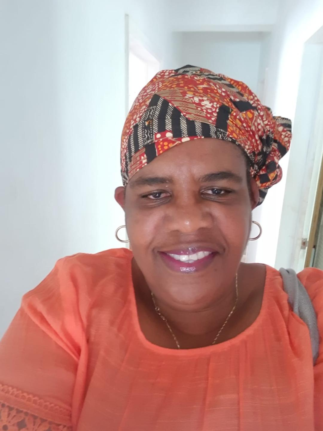 Ms. Joyce Moven, Deputy Director of the Department of Social Services in the Ministry of Social Development (file photo)